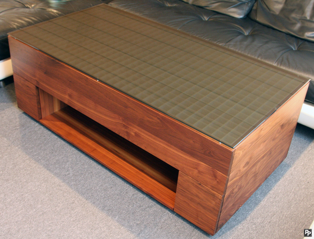 Lovely The Assembled Coffee Table Doing Itu0027s Main Job In My Living Room: Being A  Table